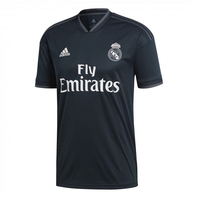 Maillot Real Madrid extérieur 2018/19