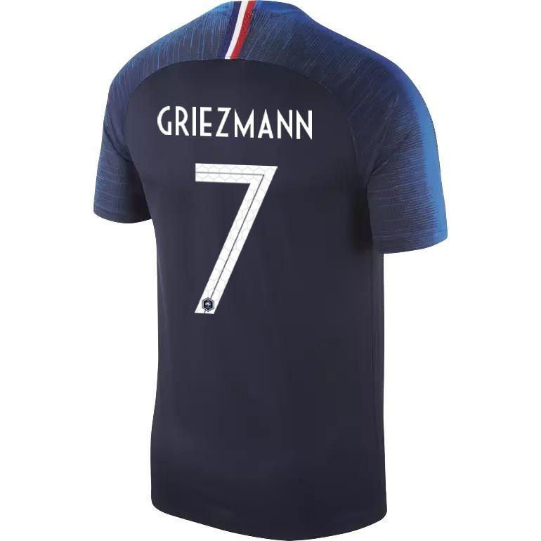 Maillot Griezmann Equipe de France domicile 2018