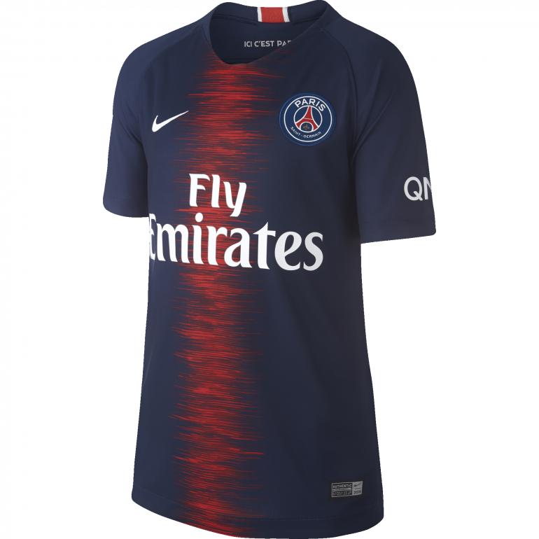 Maillot junior PSG domicile 2018/19