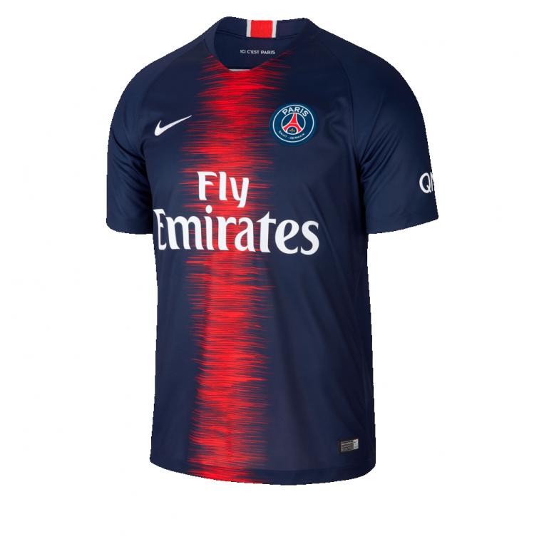 Maillot PSG domicile 2018/19