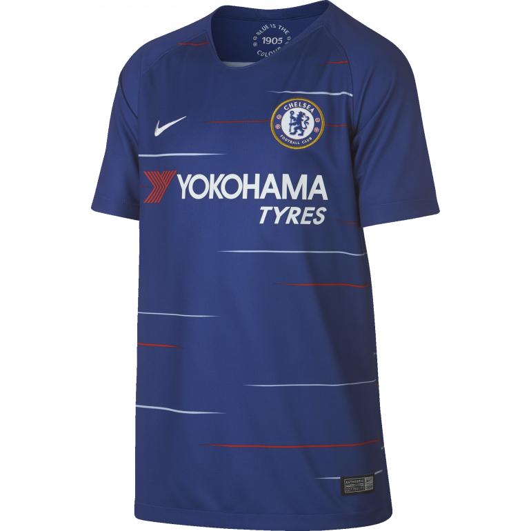 Maillot junior Chelsea domicile 2018/19
