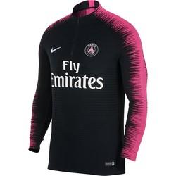 Sweat zippé PSG VaporKnit noir rose 2018/19