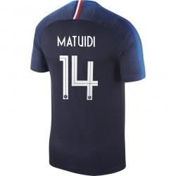 Maillot Matuidi Equipe de France domicile 2018