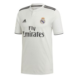 Maillot Real Madrid domicile LFP 2018/19