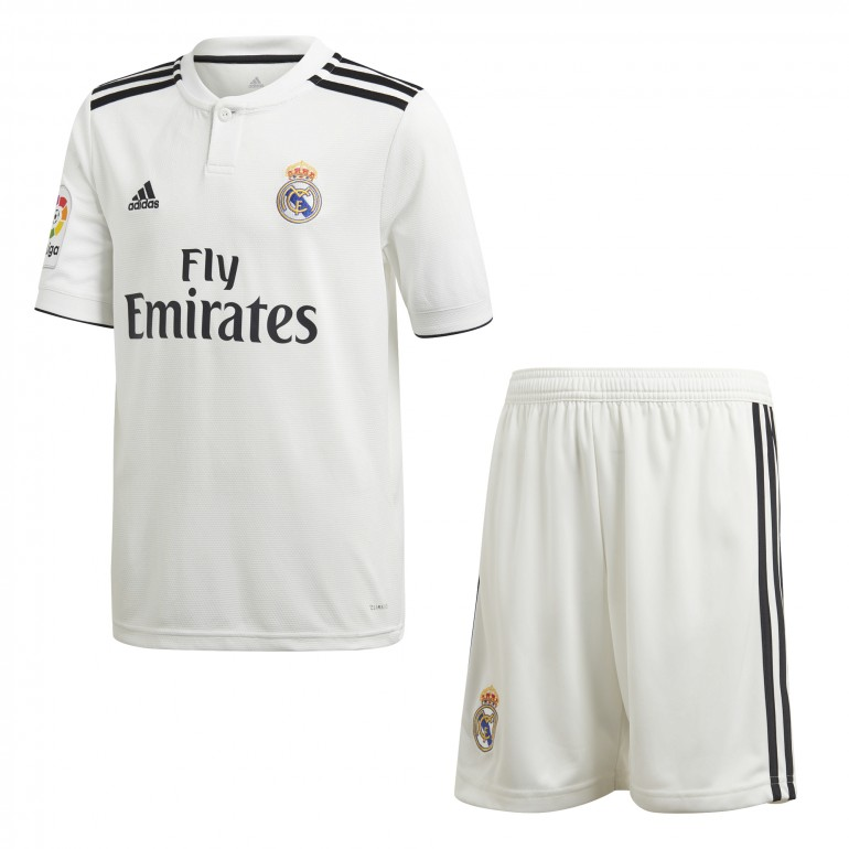 Tenue junior Real Madrid domicile 2018/19