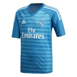 Maillot gardien junior Real Madrid extérieur 2018/19