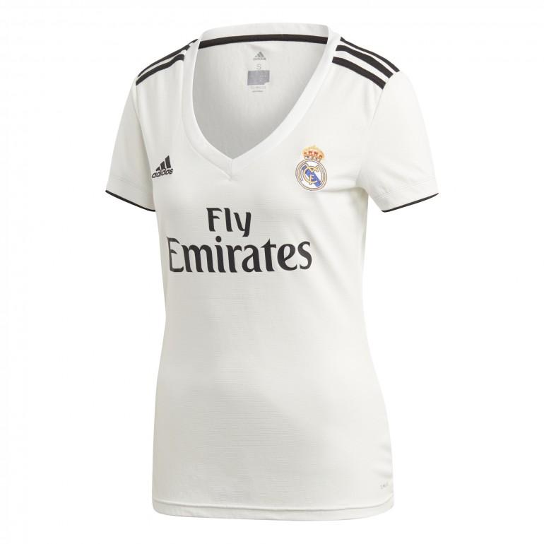Maillot Femme Real Madrid domicile 2018/19