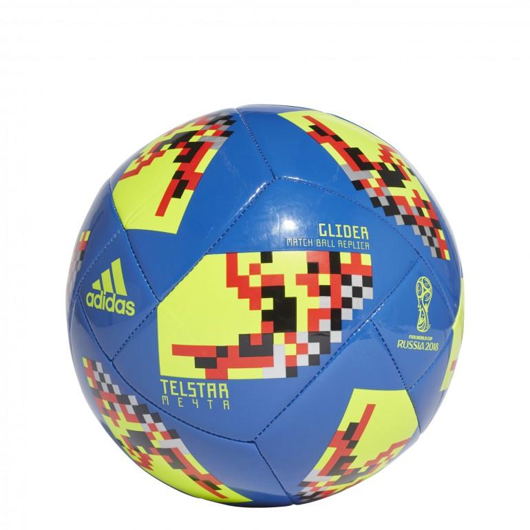 Ballon Coupe du Monde Glide bleu