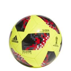 Ballon Coupe du Monde Glide jaune