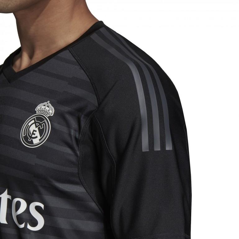 Maillot Domicile Real Madrid noir