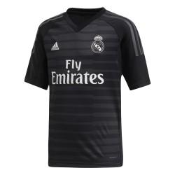 Maillot gardien junior Real Madrid domicile 2018/19