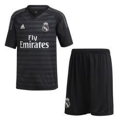 Tenue gardien junior Real Madrid domicile 2018/19