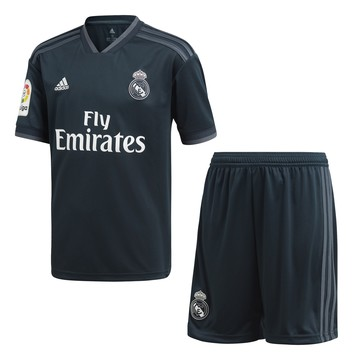 Tenue junior Real Madrid extérieur 2018/19