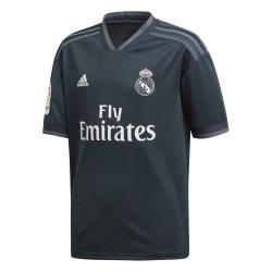 Maillot junior Real Madrid extérieur LFP 2018/19