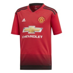 Maillot junior Manchester United domicile 2018/19