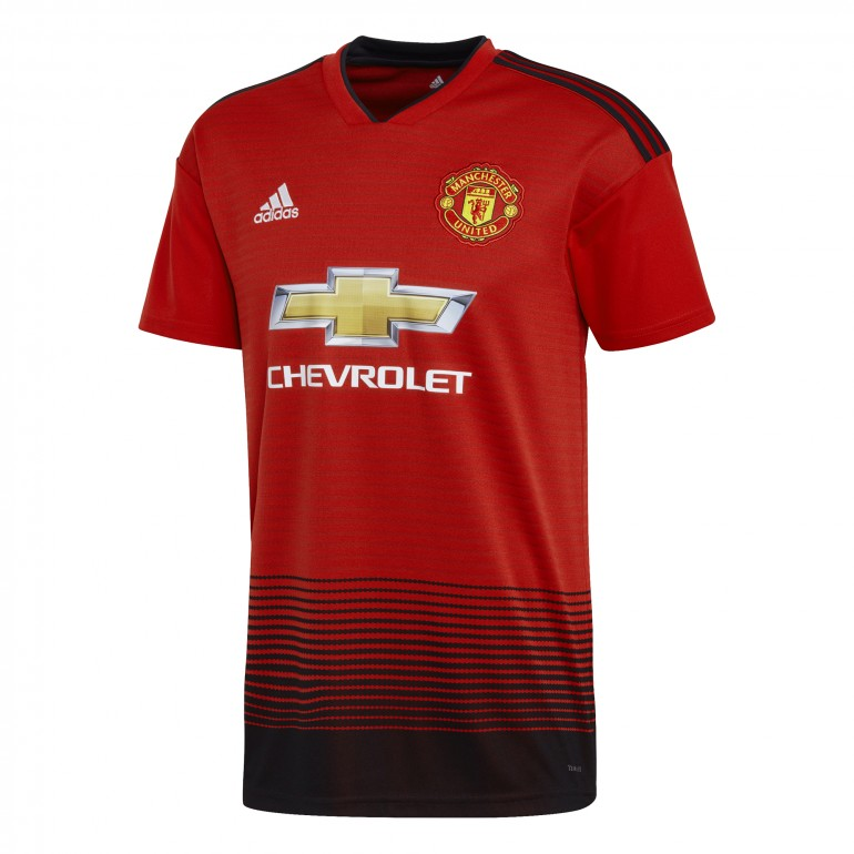 Maillot Manchester United domicile 2018/19