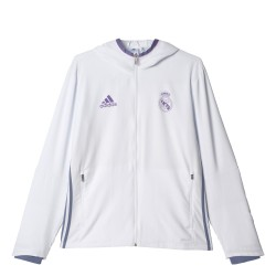 Veste Real Madrid avant-match 2016 - 2017