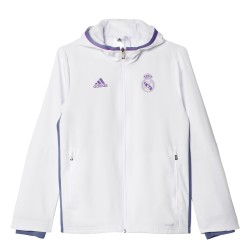 Veste Real Madrid avant-match junior 2016 - 2017