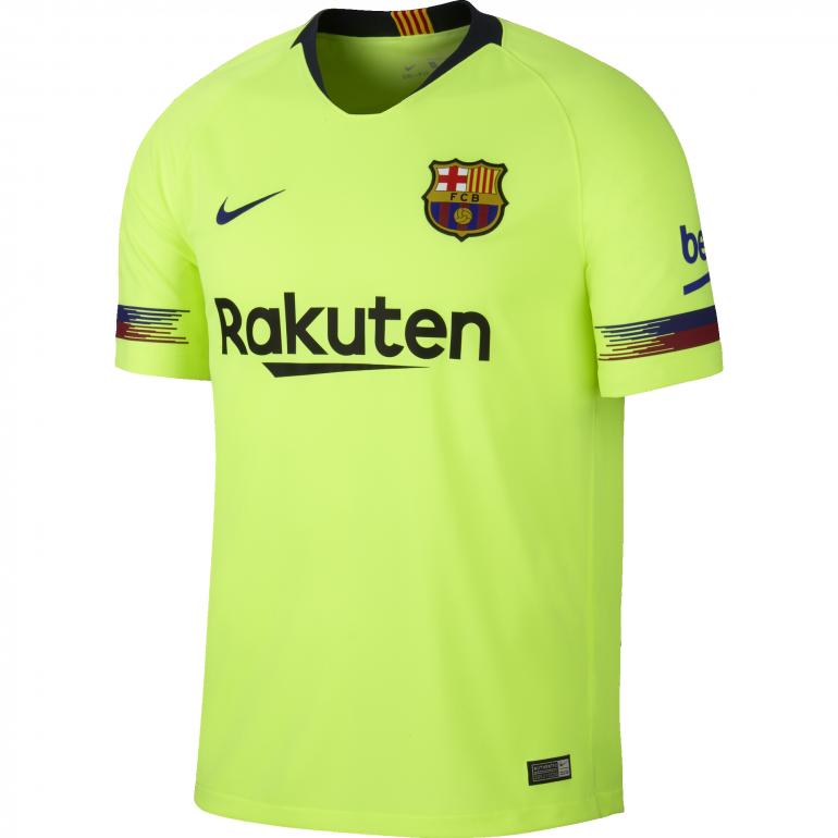 Maillot FC Barcelone extérieur 2018/19