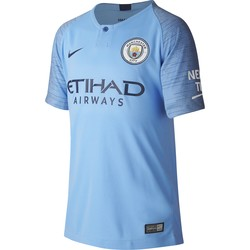 Maillot junior Manchester City domicile 2018/19