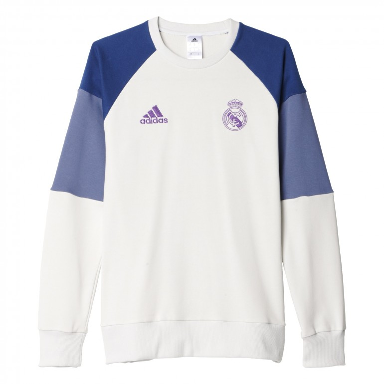 Sweat Real Madrid violet 2016 - 2017