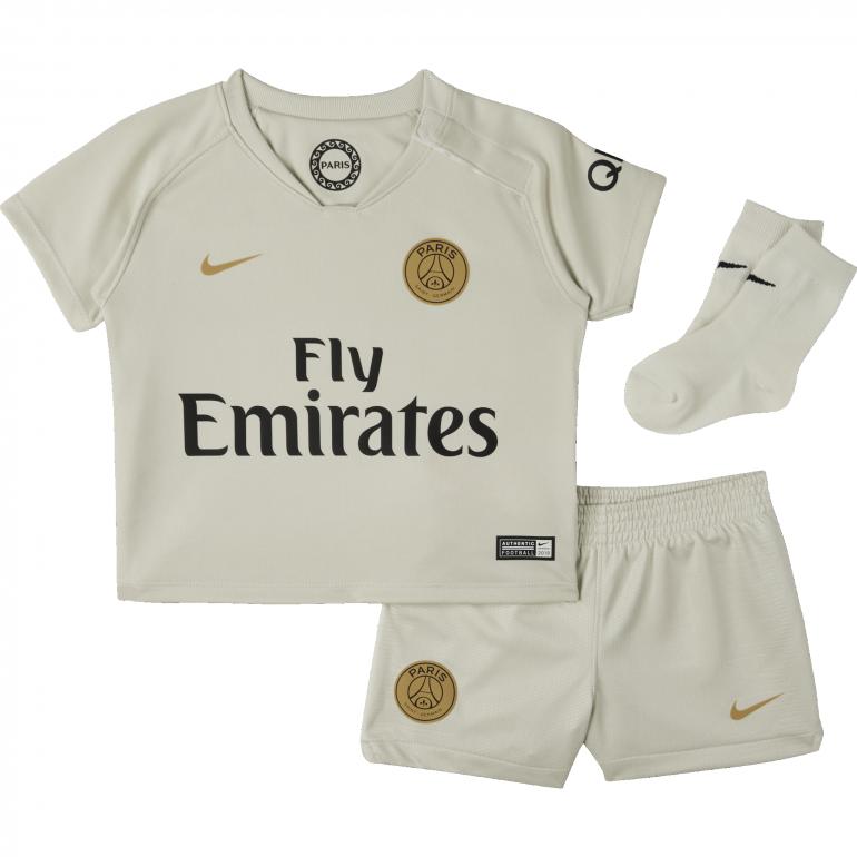 Tenue bébé PSG extérieur 2018/19