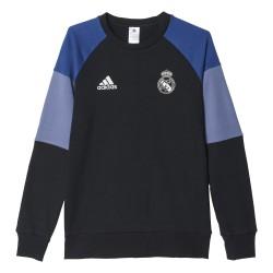 Sweat Real Madrid bleu 2016 - 2017