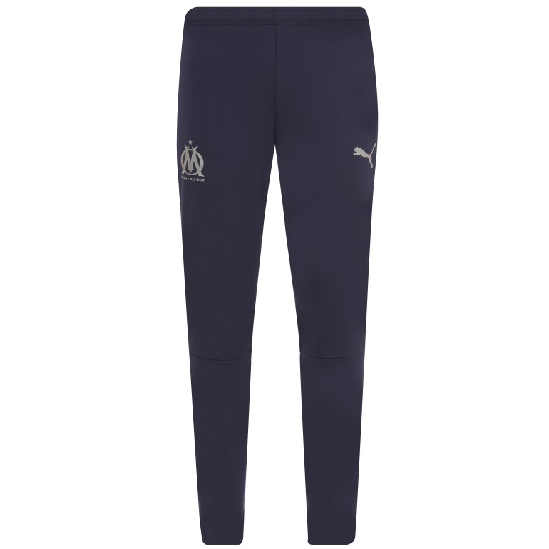 Pantalon entraînement OM bleu foncé 2018/19