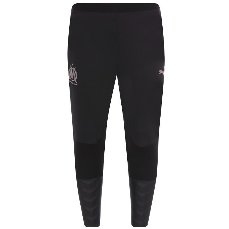 Pantalon entraînement OM noir 2018/19