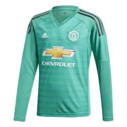 Maillot gardien junior Manchester United domicile 2018/19