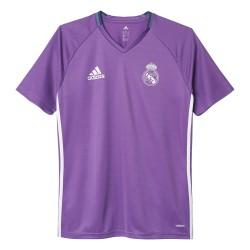 Maillot entraînement Real Madrid violet 2016 - 2017