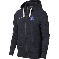 Sweat à capuche Femme PSG bleu 2018/19