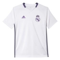 Maillot entraînement Real Madrid blanc 2016 - 2017