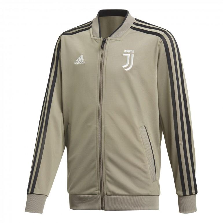 Veste survêtement junior Juventus beige 2018/19