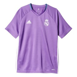 Maillot entraînement Real Madrid junior violet 2016 - 2017