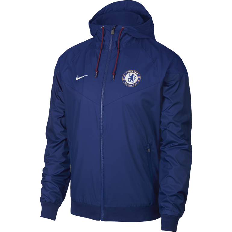 Coupe vent Chelsea bleu 2018/19