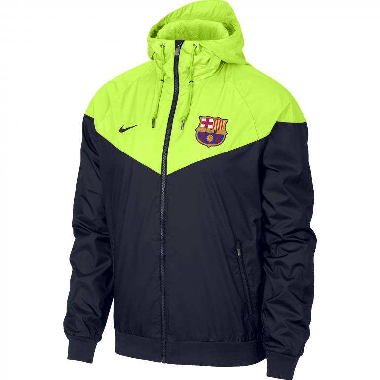 FC Barcelona Windrunner1