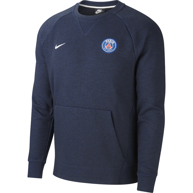 Sweat PSG bleu 2018/19