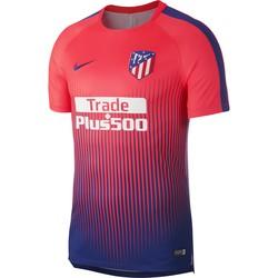 Maillot entrainement Atlético Madrid rouge bleu 2018/19