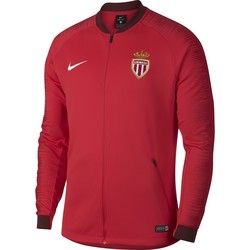 Veste survêtement AS Monaco rouge 2018/19
