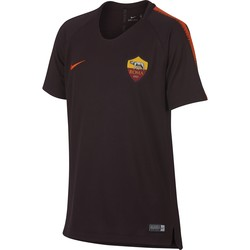 Maillot entrainement junior AS Roma rouge 2018/19