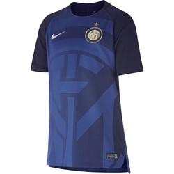 Maillot entrainement junior Inter Milan bleu 2018/19
