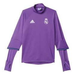 Training top Real Madrid violet 2016 - 2017