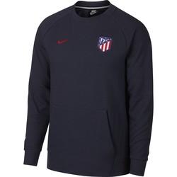 Sweat Atlético Madrid bleu foncé 2018/19