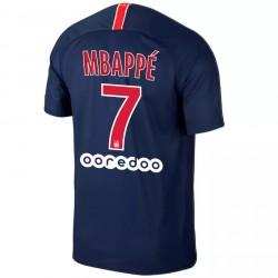 Maillot Mbappé PSG domicile 2018/19