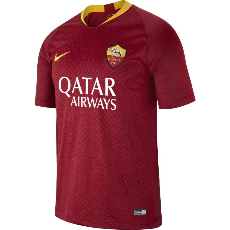 Maillot AS Roma domicile 2018/19