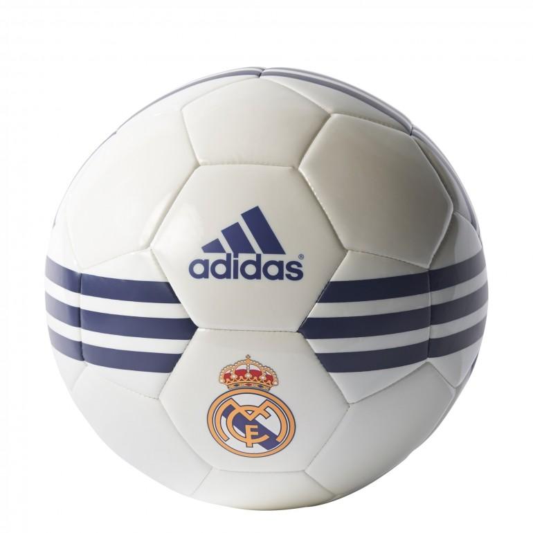 Ballon Real Madrid blanc/violet 2016 - 2017
