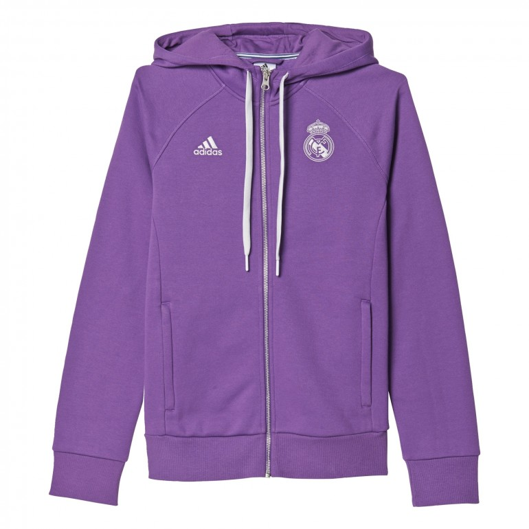 Veste à capuche Real Madrid 2016 - 2017
