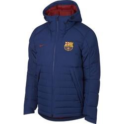 Doudoune FC Barcelone bleu 2018/19