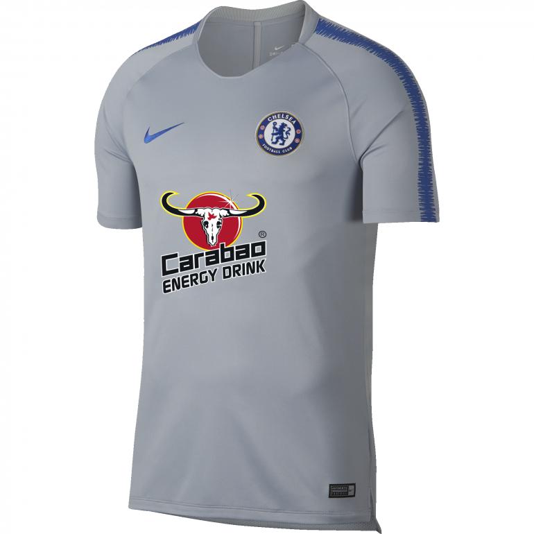Maillot entrainement Chelsea gris 2018/19